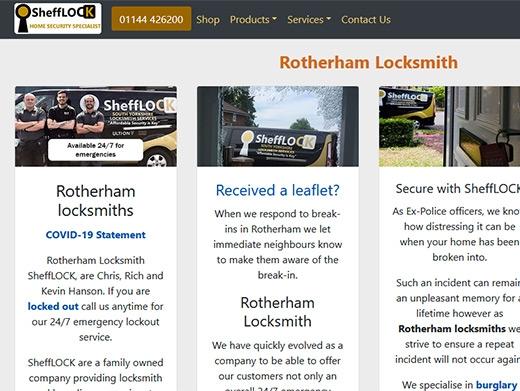 https://www.locksmithrotherham.co.uk website