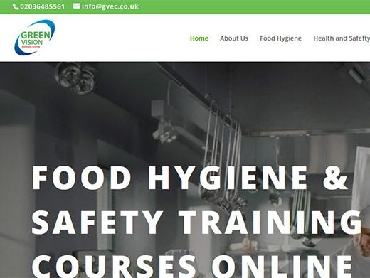 https://www.foodhygienecoursesonline.co.uk/ website