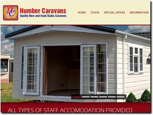 http://www.humbercaravansltd.co.uk/ website