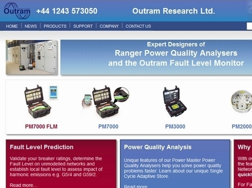 http://www.outramresearch.co.uk/ website