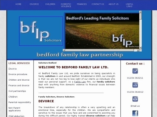 http://www.bedfordfamilylaw.com/ website