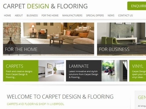 https://www.carpetdesignandflooring.co.uk/ website