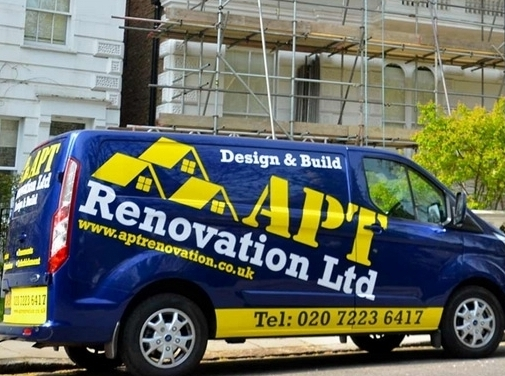 https://www.aptrenovation.co.uk/ website