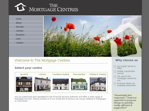 https://www.themortgagecentres.co.uk/ website