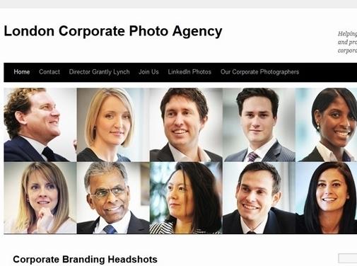 https://www.corporatephotographerslondon.com website