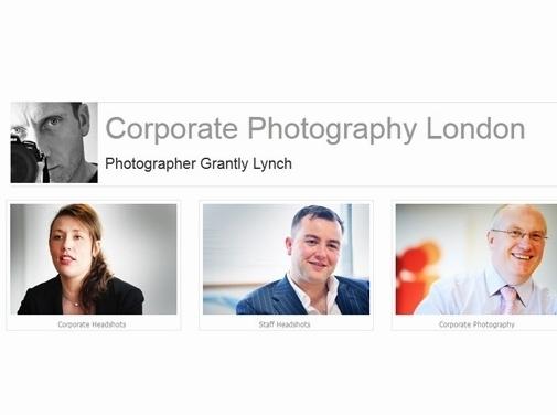 https://www.corporatephotographylondon.com website