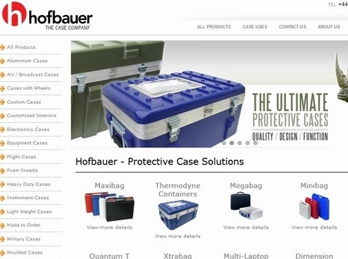 https://www.hofbauer.co.uk website